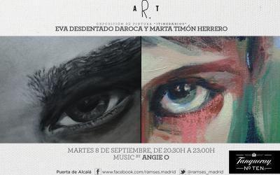 """""""Itinerarios"""". Un diálogo con Marta Timón."""