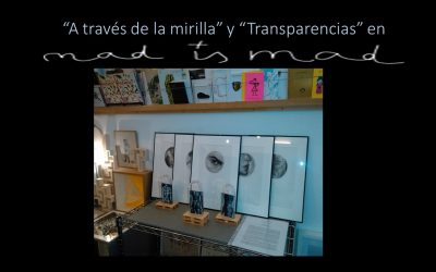 """En torno a """"A través de la mirilla"""" y """"Transparencias"""""""
